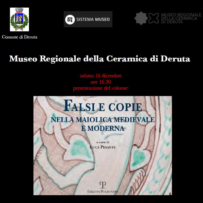 Falsi e copie - Museo della Ceramica di Deruta