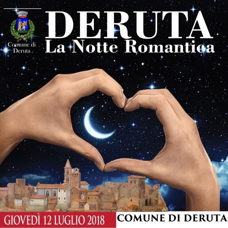 NOTTE ROMANTICA A DERUTA