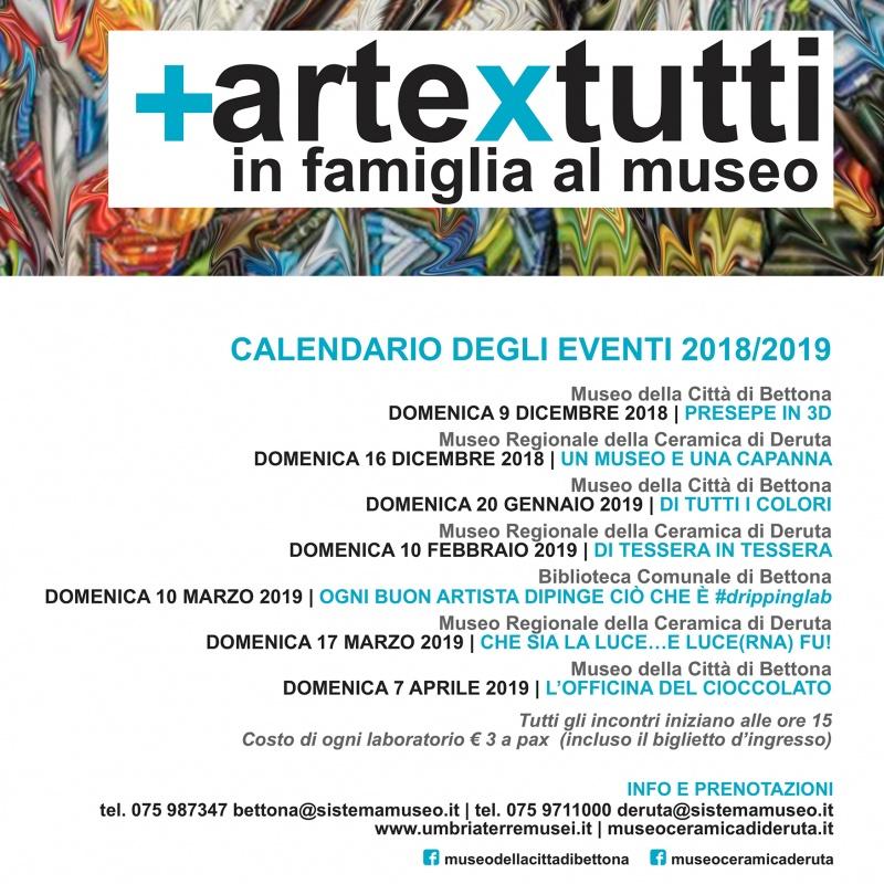 +artextutti - Museo della Ceramica di Deruta