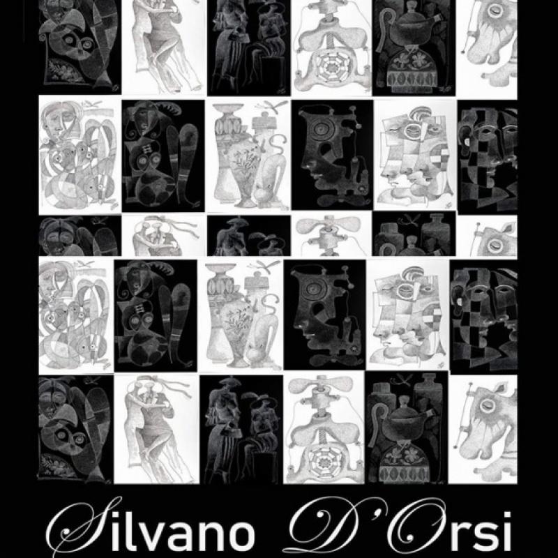 Mostra personale di Silvano D'Orsi
