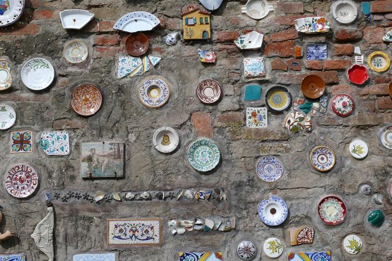 Deruta: the town of Ceramics